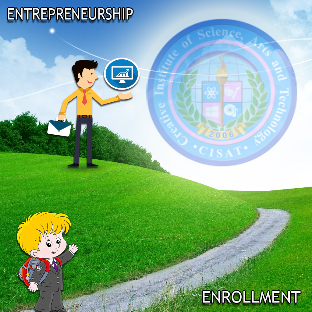 enrol and entrep